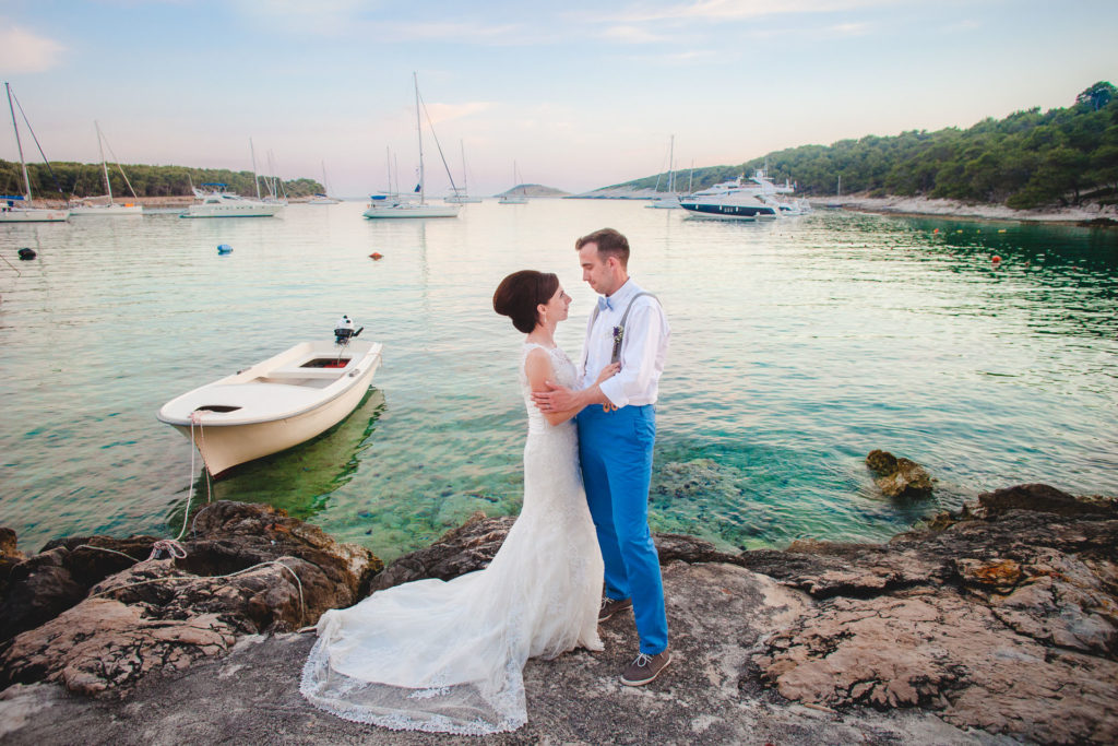 Wedding in Croatia by Denee Motion