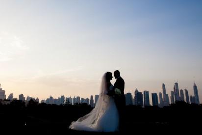 Wedding in Address Montgomerie Dubai by Denee Motion