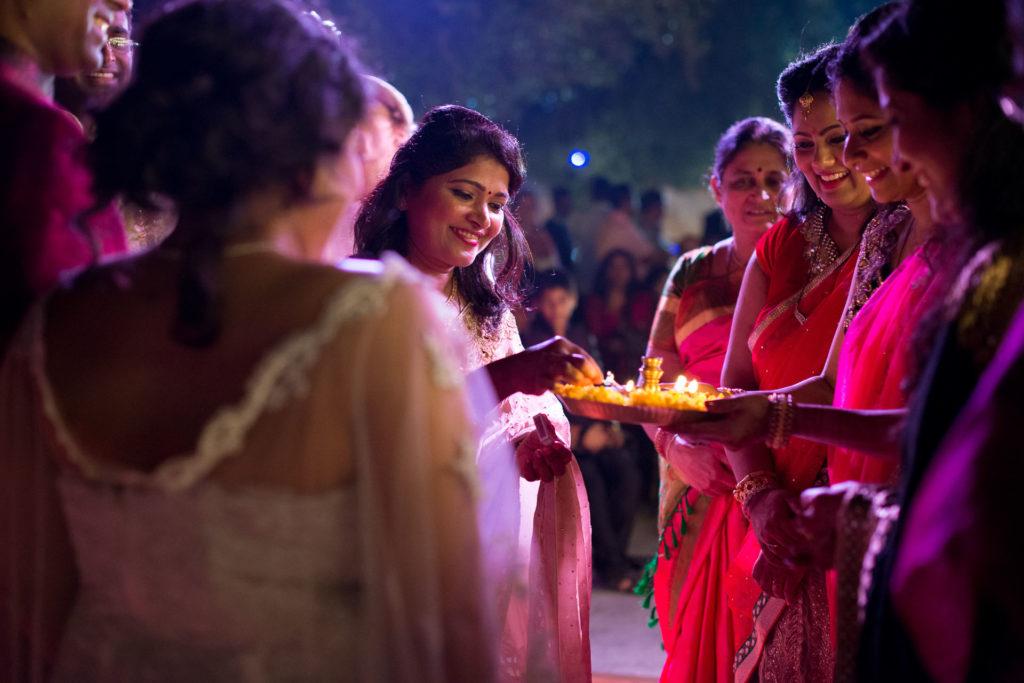Wedding in Desert Palm Dubai by Denee Motion