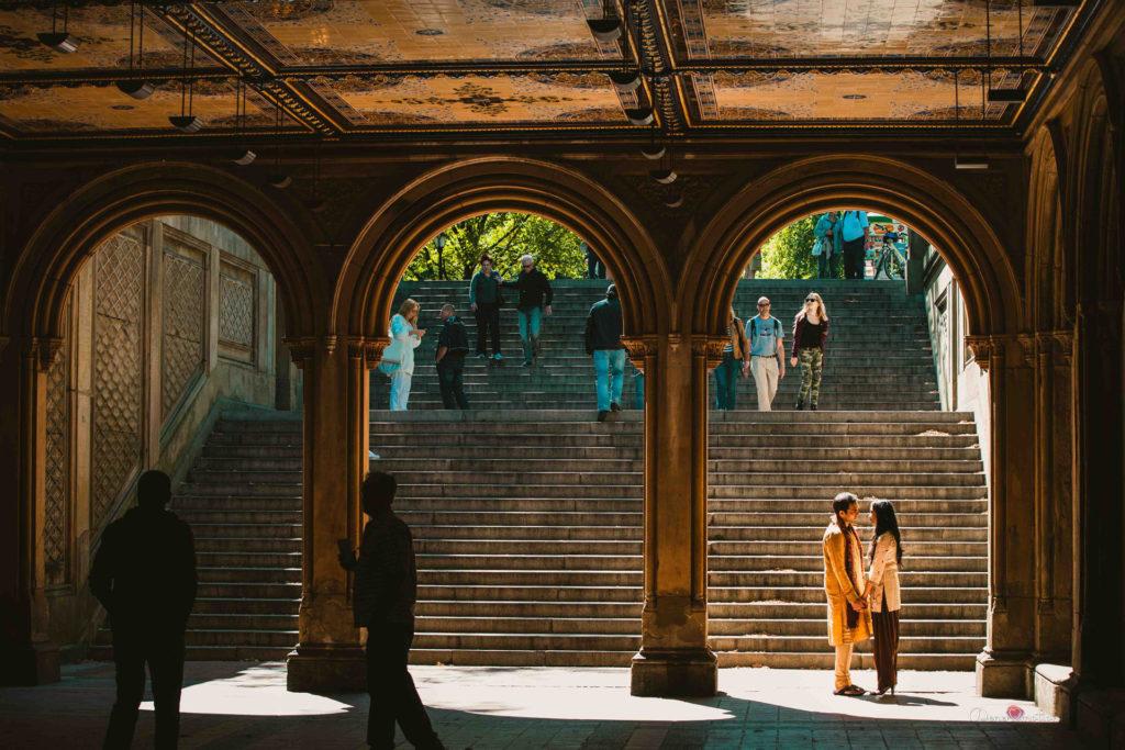 Engagement Shoot in New York by Denee Motion