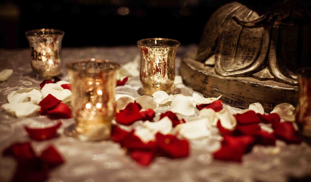 Luxury Indian Weddings in Dubai by Denee Motion
