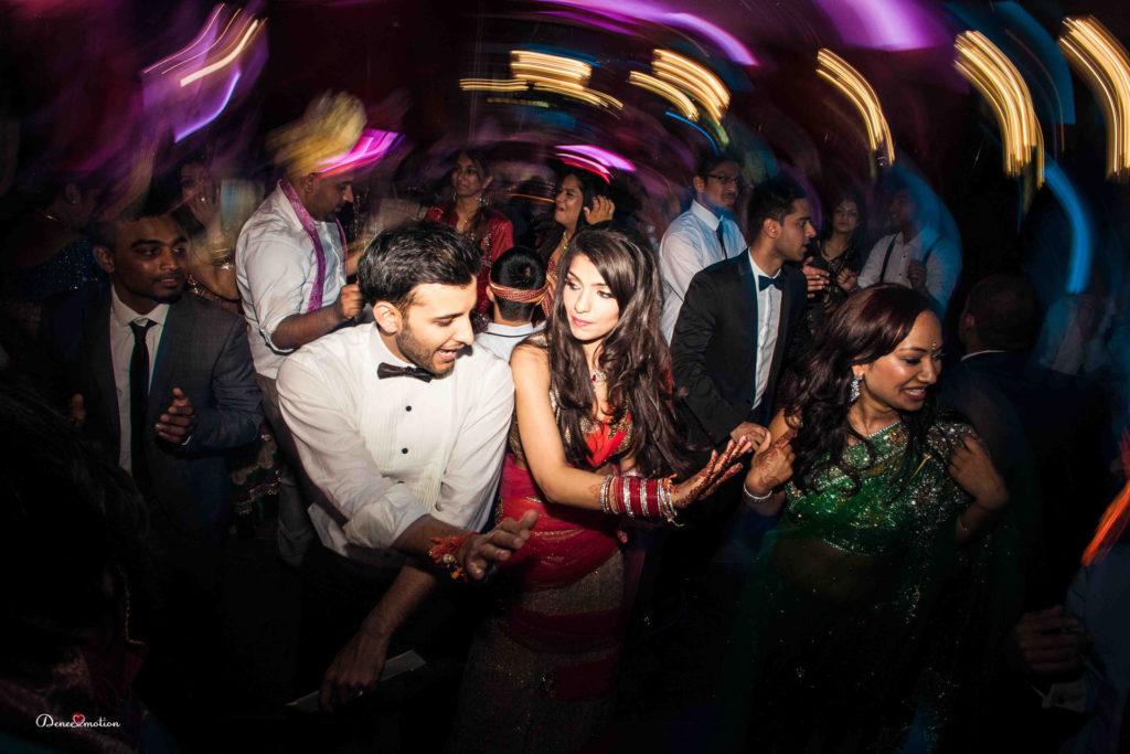 Indian Weddings in Dubai by Denee Motion