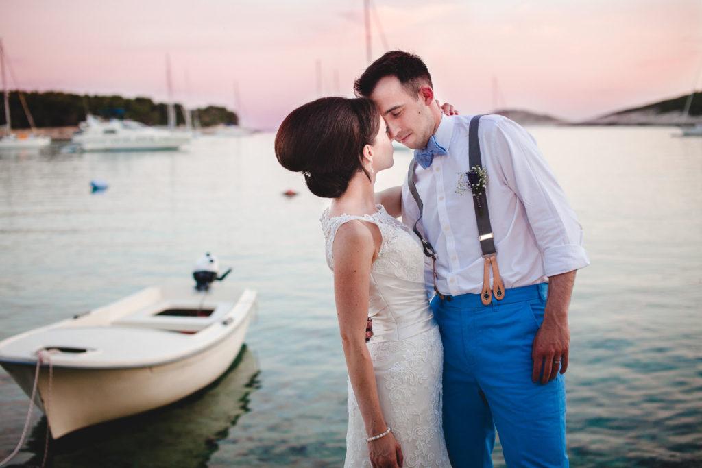 Wedding in Hvar by Deneemotion