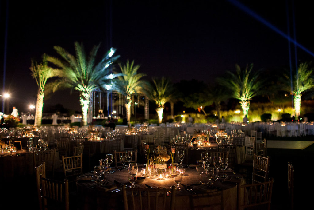 Wedding in Address Montgomerie Dubai by Denee Motion