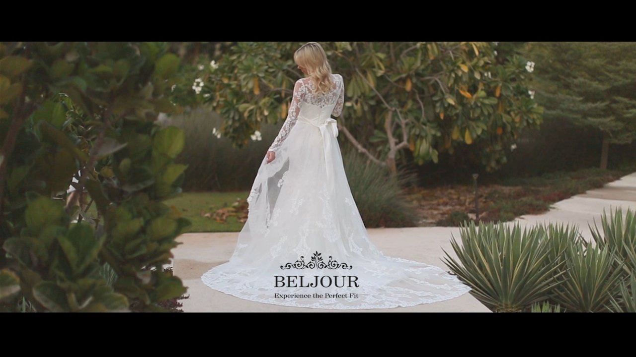 Beljour Bridal Al Barari Wedding