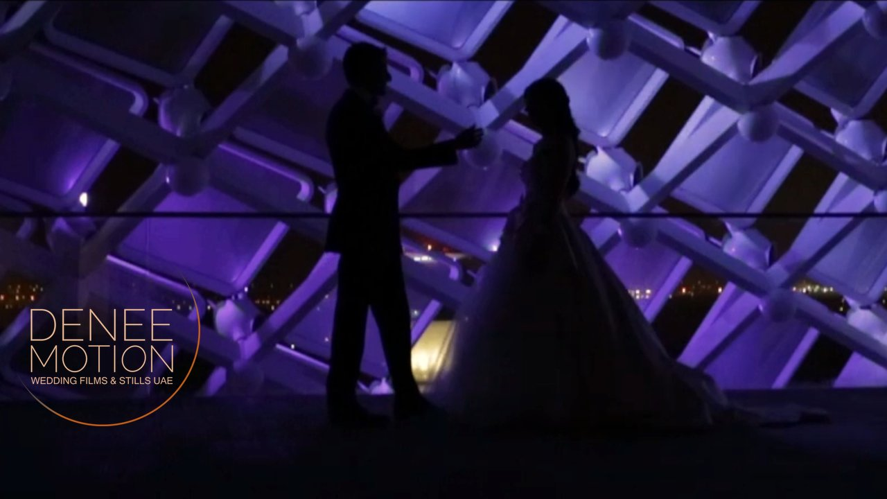 Wedding in Abu Dhabi by Denee Motion
