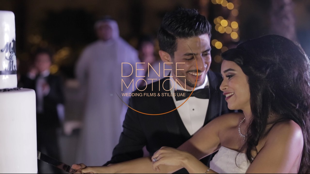 Waldorf Astoria Palm Jumeirah wedding video
