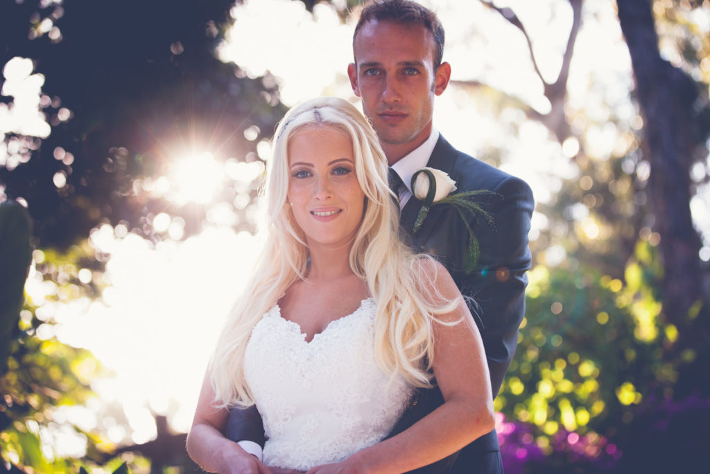 Francesca & Mark